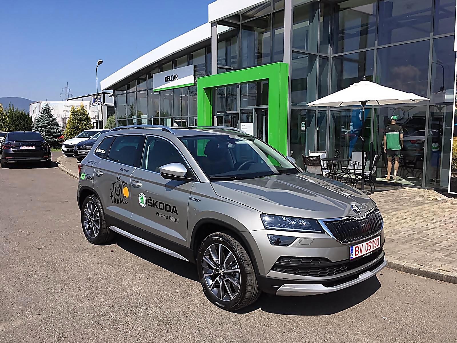 ŠKODA Karoq diesel (test-drive) - Delcar